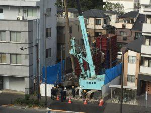 金町9階建てマンション1